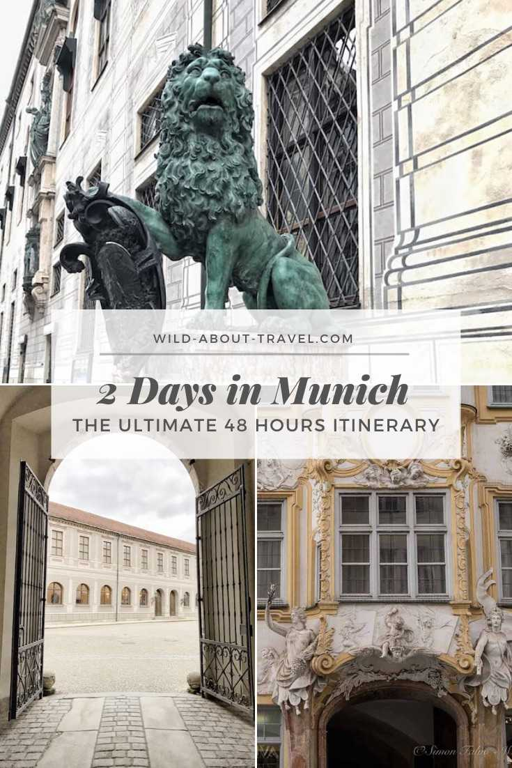 Munich in 2 days