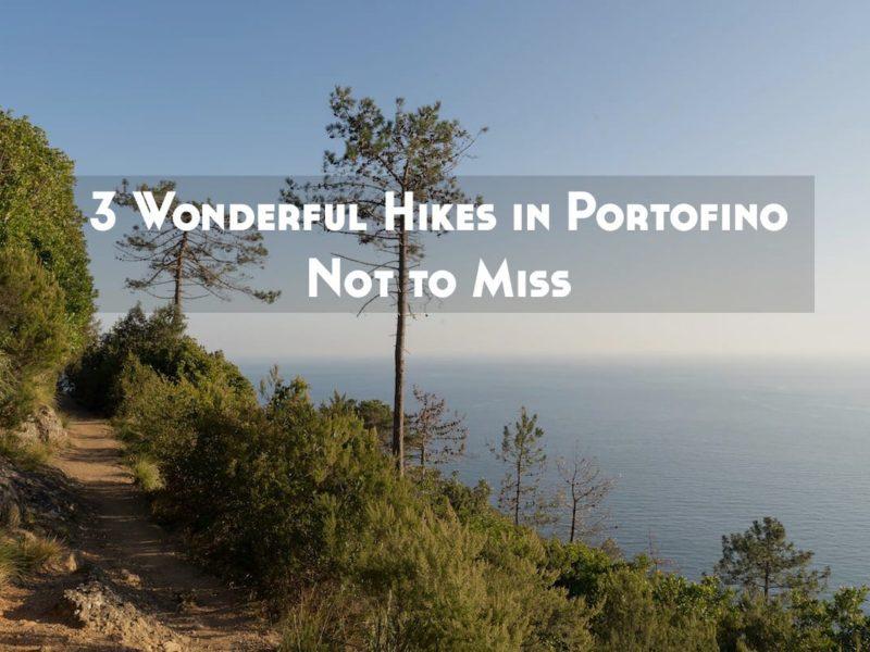 Hike Camogli Portofino - Cover