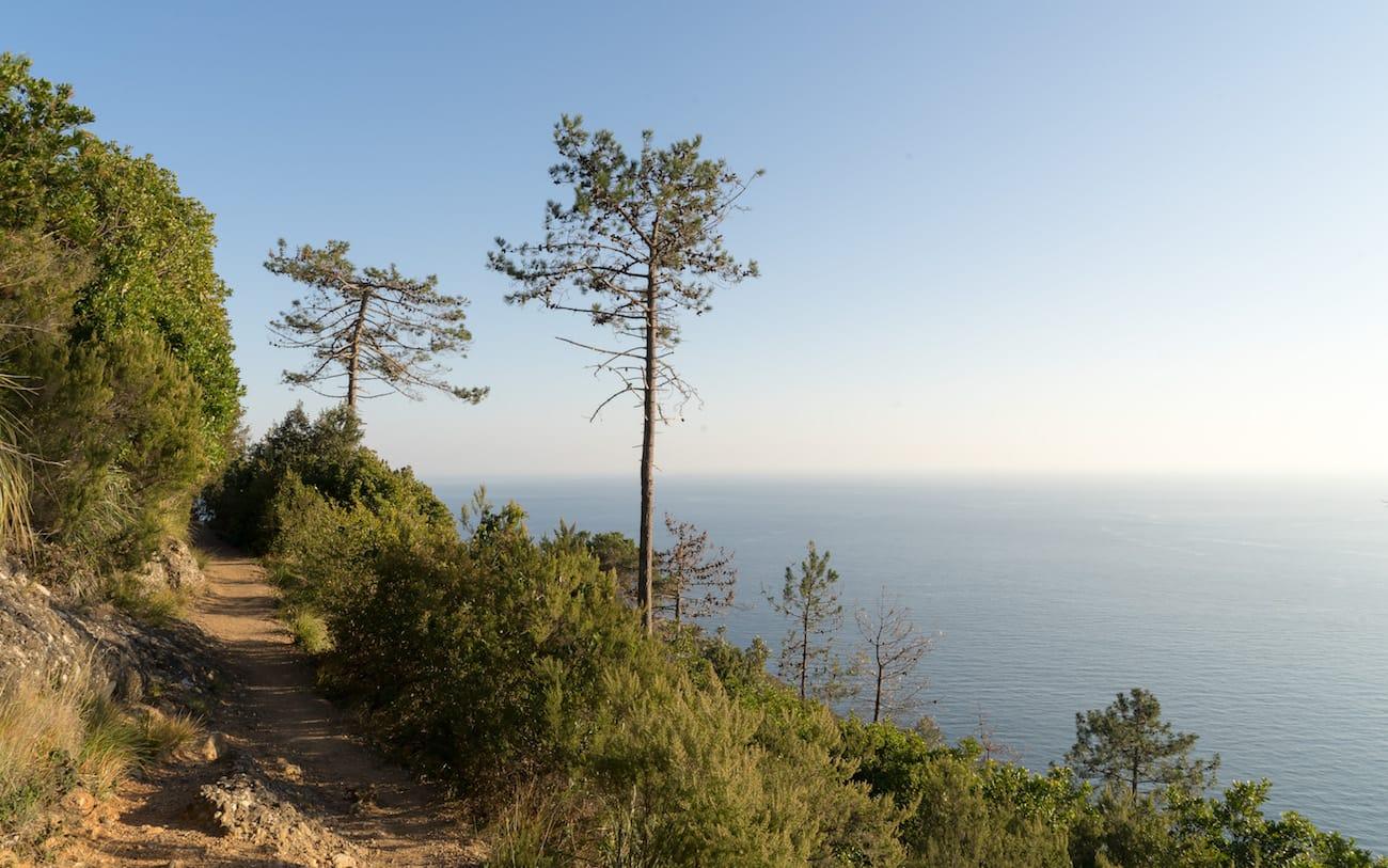 Hike Camogli Portofino