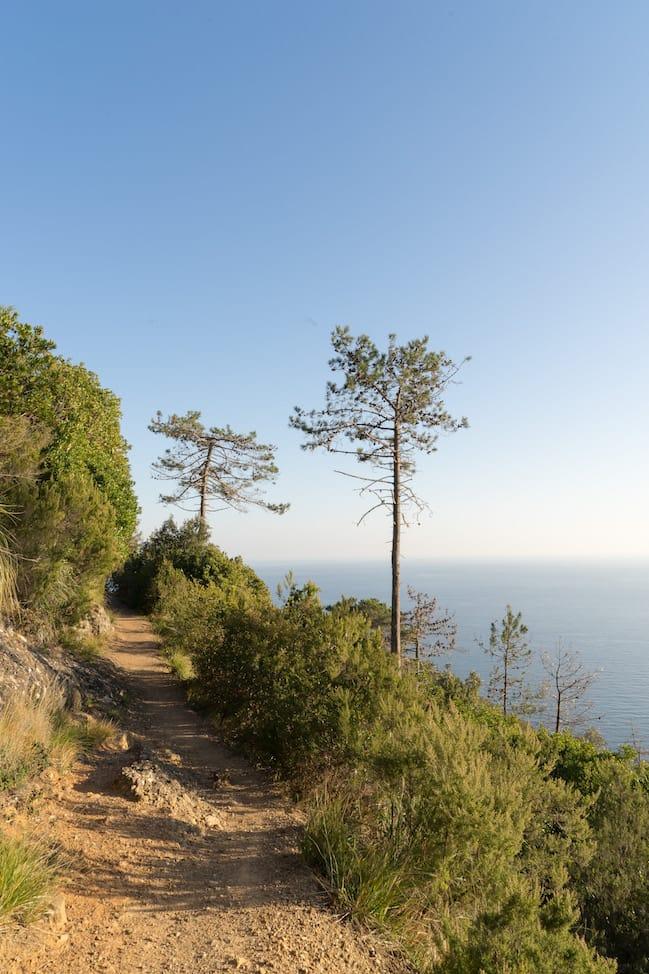 Hiking Camogli Portofino