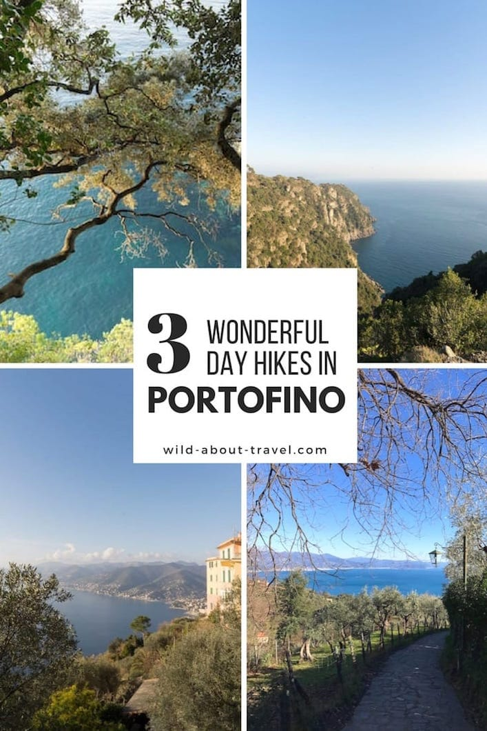 Hiking Portofino