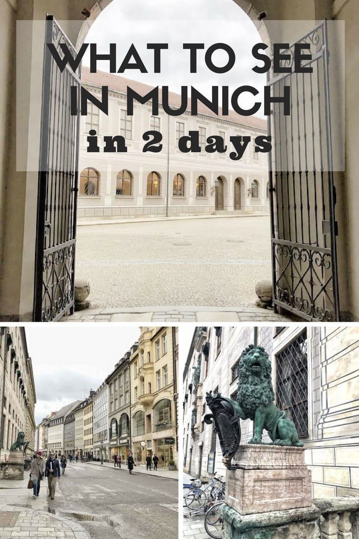 What to See in Munich in 2 Days