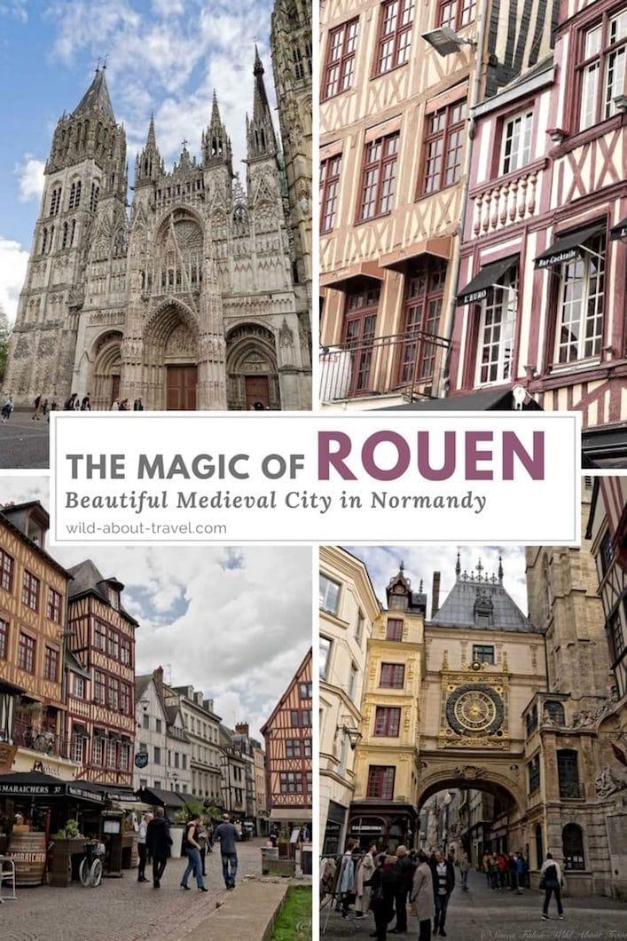 Rouen Medieval City