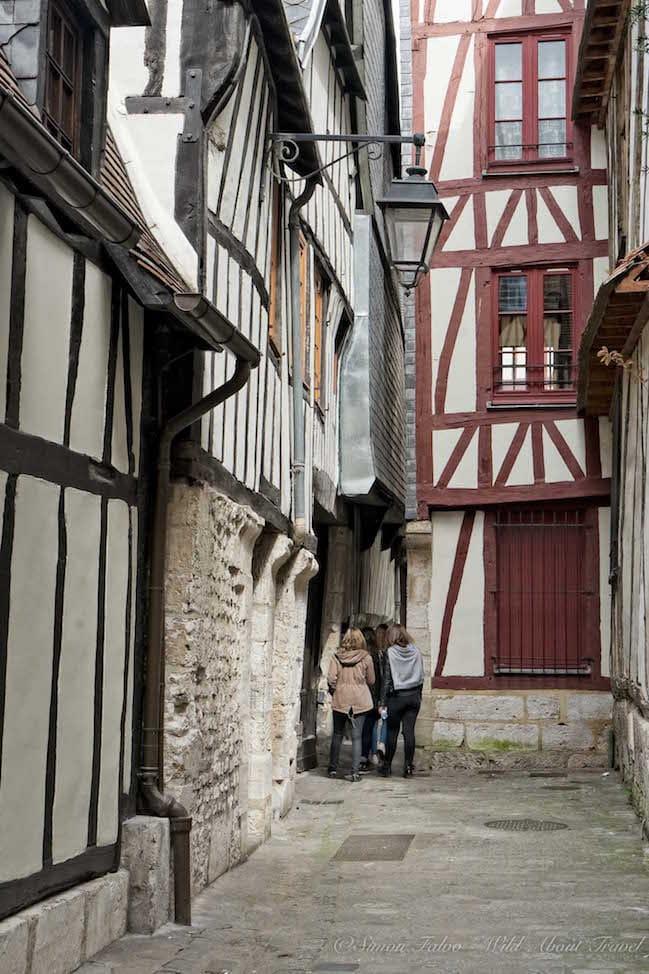 Medieval Rouen