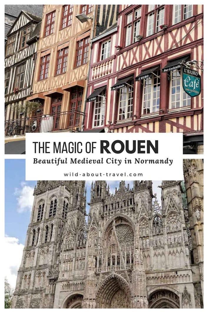 Rouen, Normandy