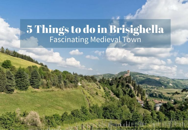 5 Things to do in Brisighella
