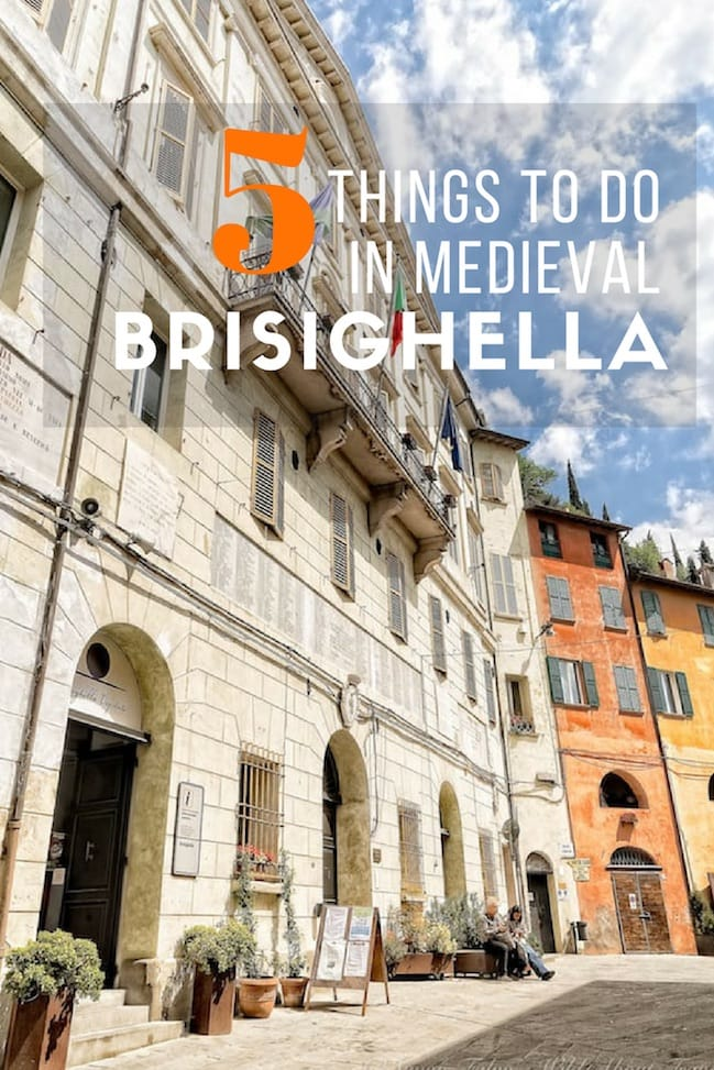 5 Things to do in Brisighella, Italy