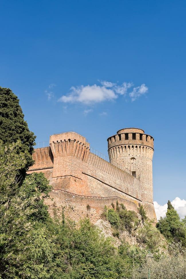Brisighella Castle