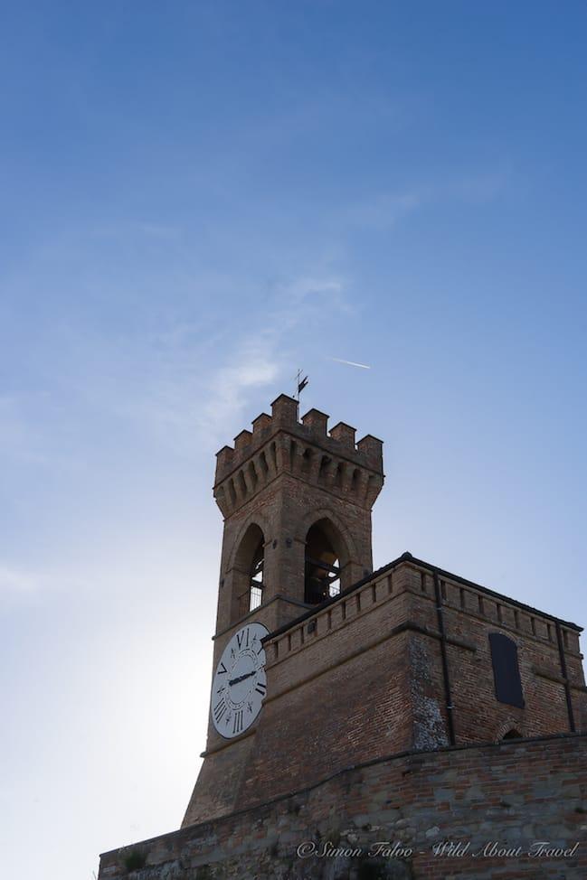 Brisighella Clock Tower