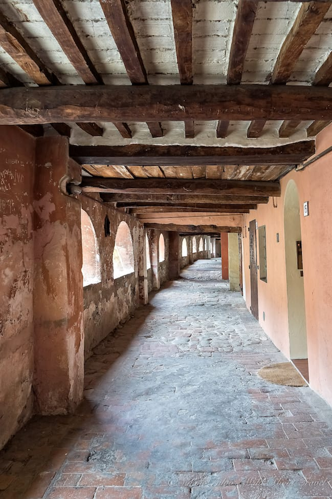 Brisighella Donkeys Alley (Via degli Asini)