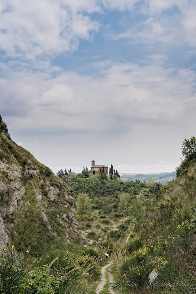 Brisighella, Monticino Sanctuary