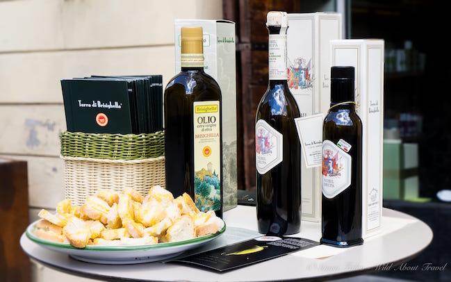 Brisighella Olive Oil