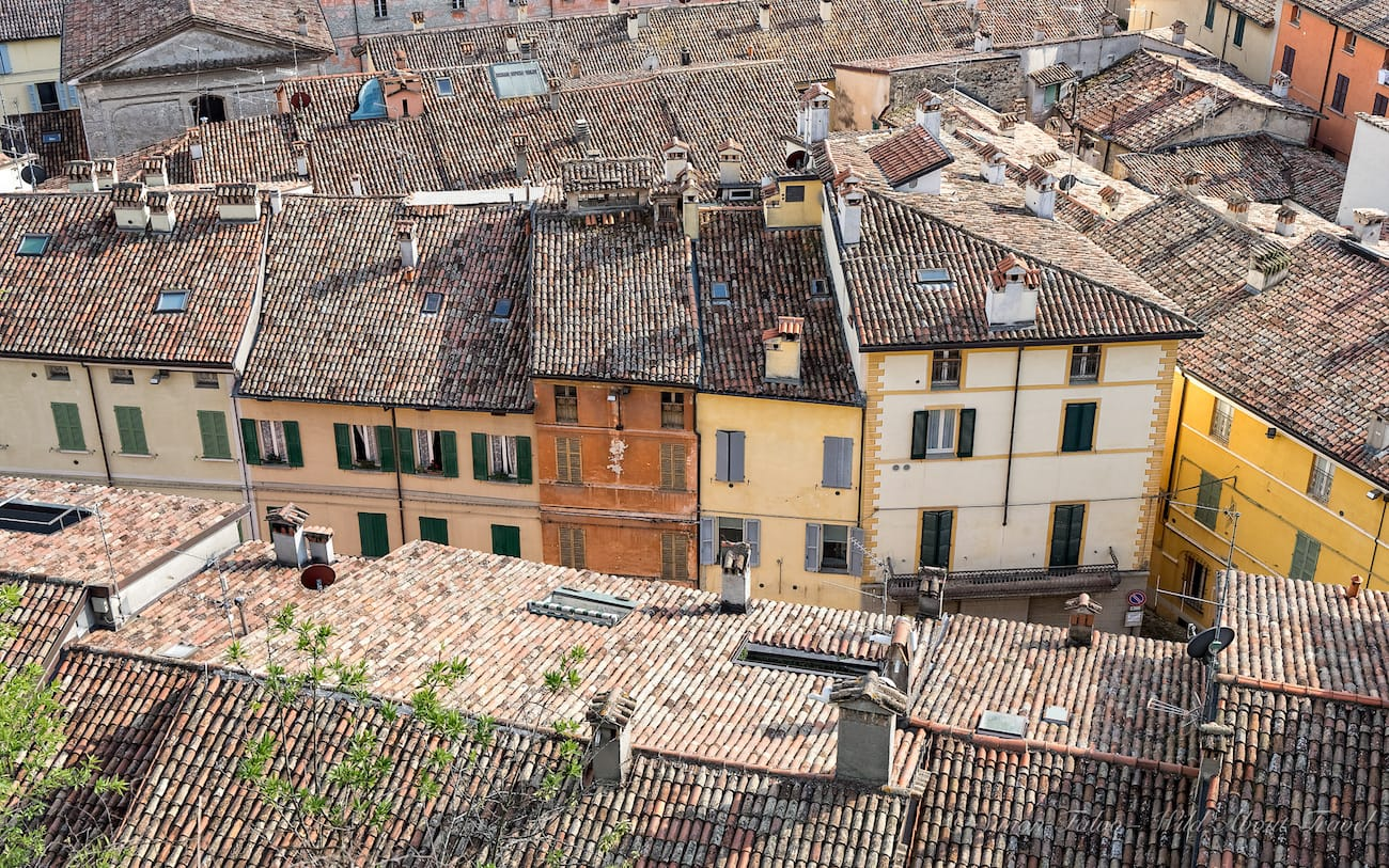 Brisighella Rooftops