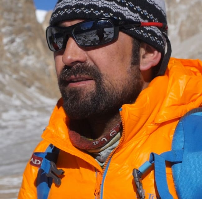 Mirza Ali Baig - Karakorum Expeditions