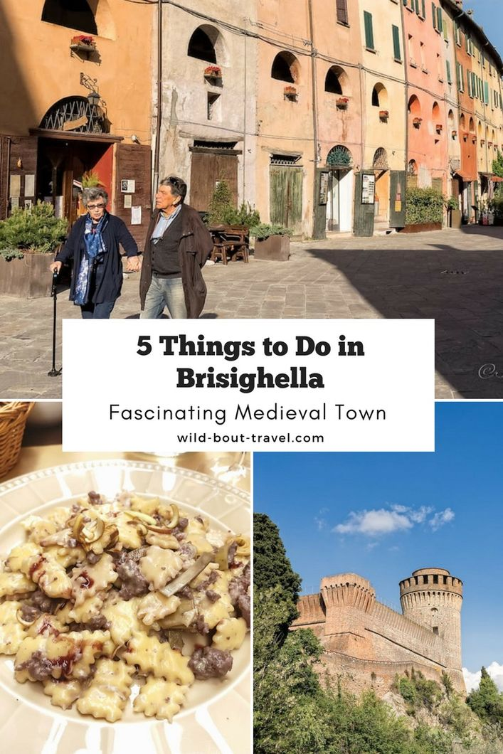 Things to do in Brisighella