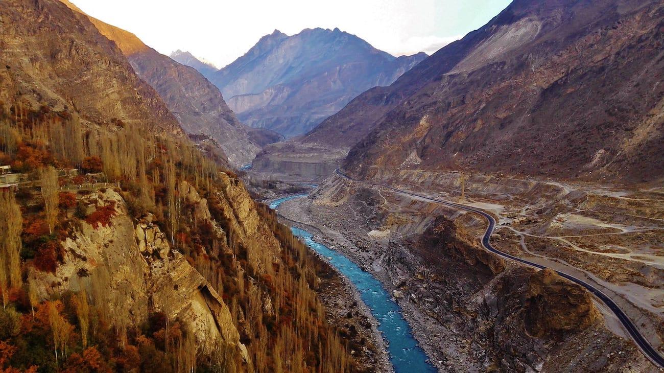 Pakistan Landscape