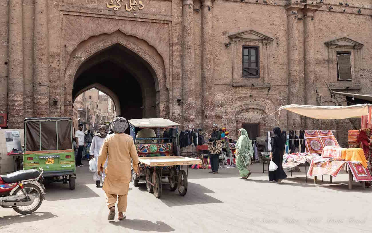 Lahore Walled City