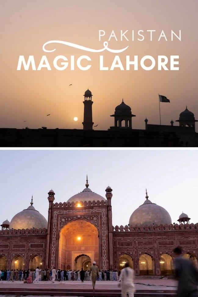 Magic Lahore, Pakistan