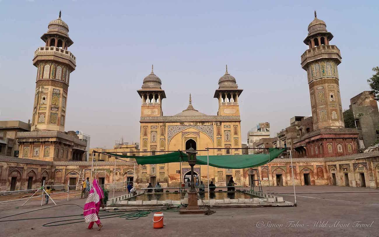 Lahore Wazir Khan Mosque