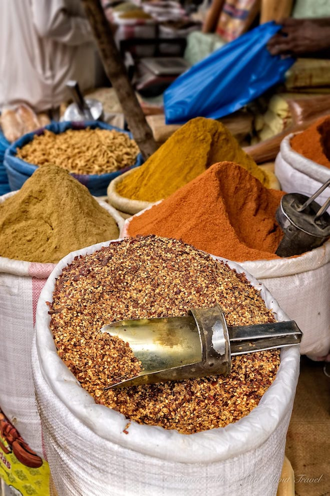 Pakistan Spices
