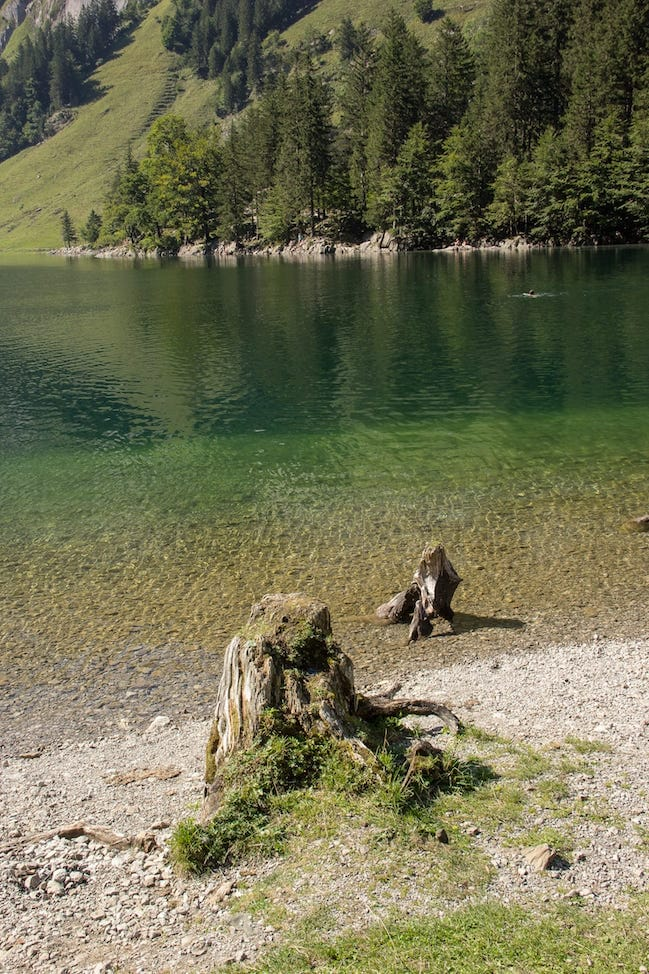 Appenzell Seealpsee