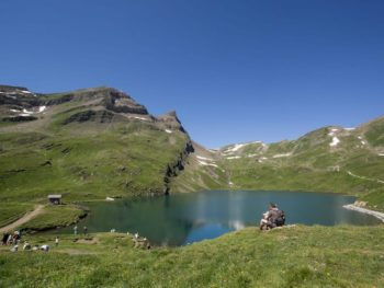 Grindelwald Bachalpsee