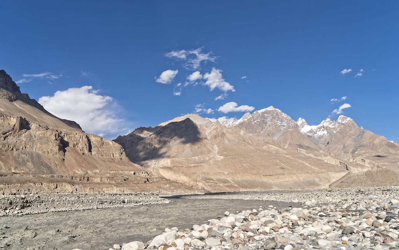 Pakistan, Shimshal Valley