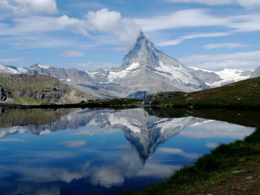 Rifflesee Matterhorn