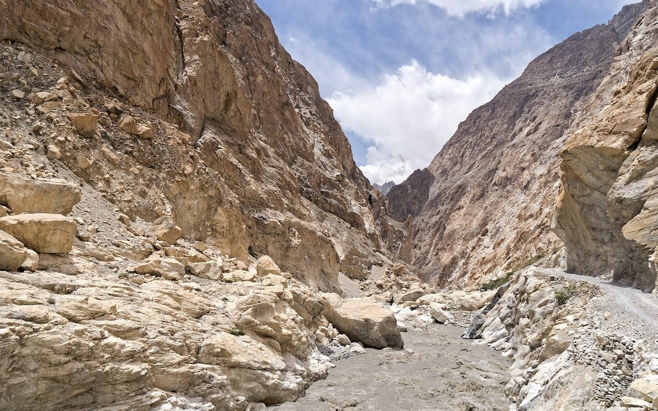 Shimshal Road