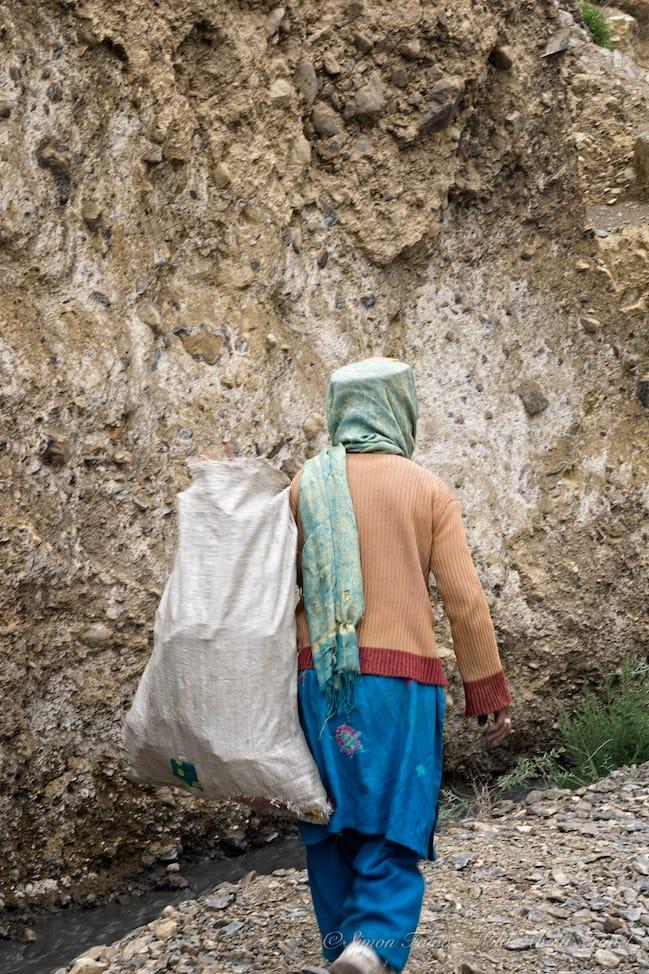 Shimshali Woman