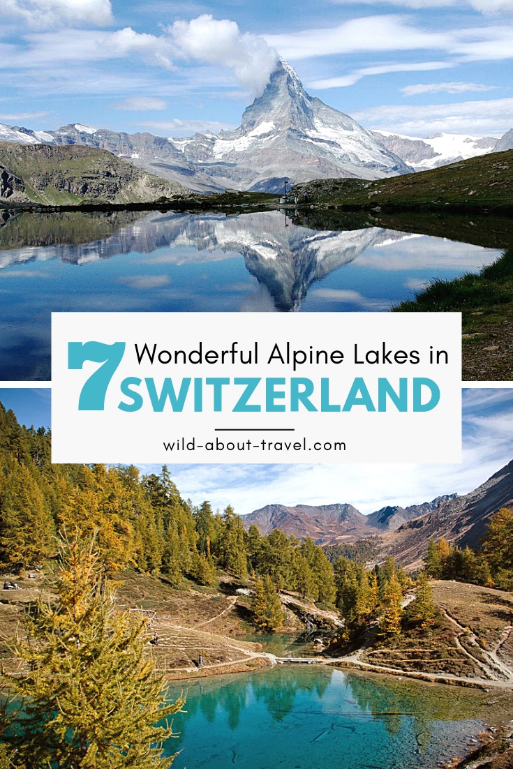 Swtizerland Alpine Lakes