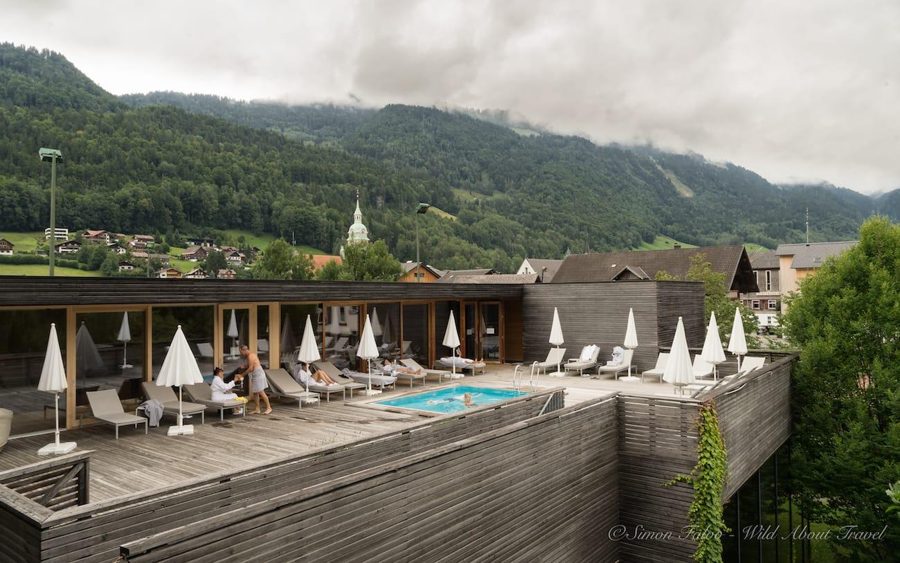 Bregenzerwald-Bezau, Hotel Post und Susanne Kaufmann SPA