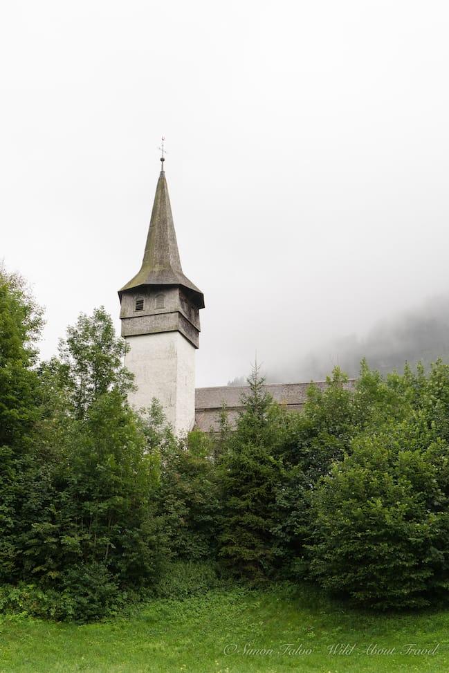 Bregenzerwald Hiking Architecture Path