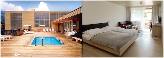 Hotel Post + Susanne Kaufmann SPA