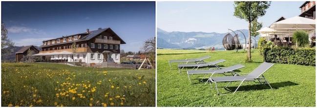 Lingenau - Hotel Wälderhof