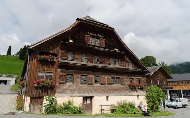 Schwarzenberg Angelika Kauffmann Museum