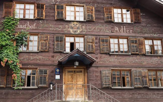 Schwarzenberg Gasthof Adler