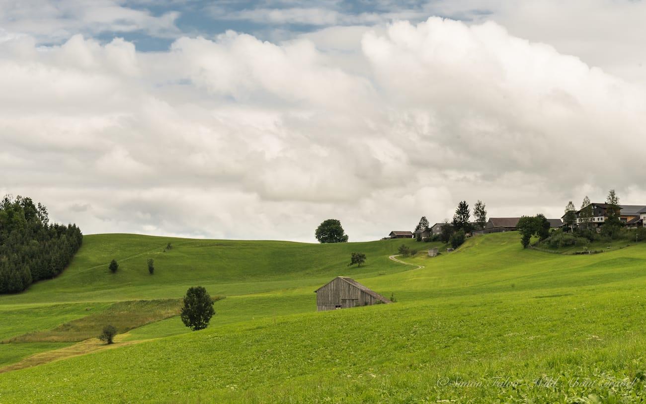 Vorarlberg - Bregenzerwald Landscape