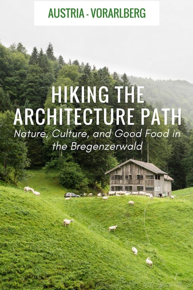 Vorarlberg Hiking Bregenzerwald