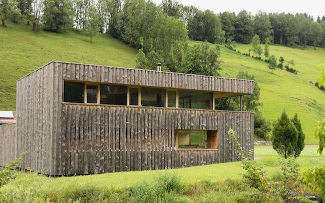 Vorarlberg Modern Architecture [2]