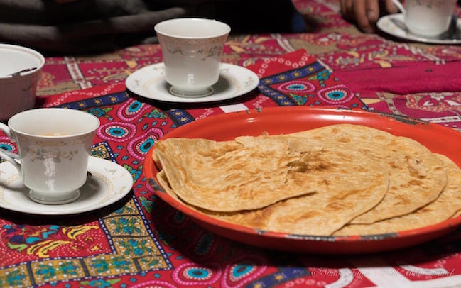 Garail, Typical Shimshal Dish copy