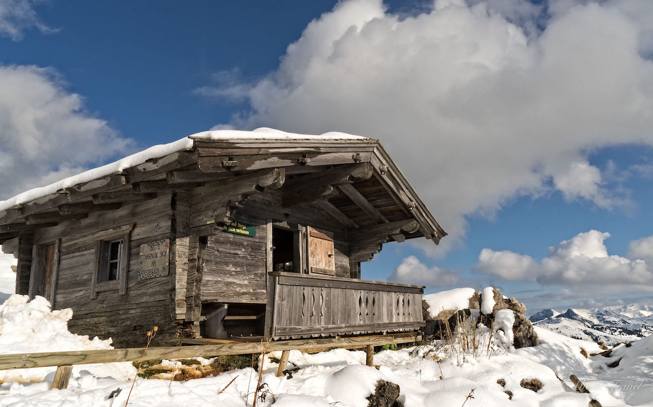 Kitzbuehel Hiking in the Snow S