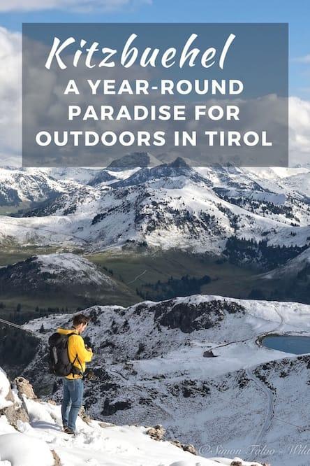 Kitzbuehel Year-Round Paradise for Outdoors in Tirol 2