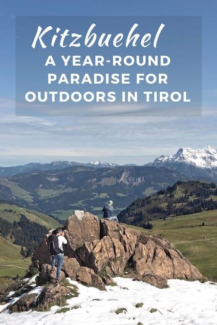 Kitzbuehel Year-Round Paradise for Outdoors in Tirol 3