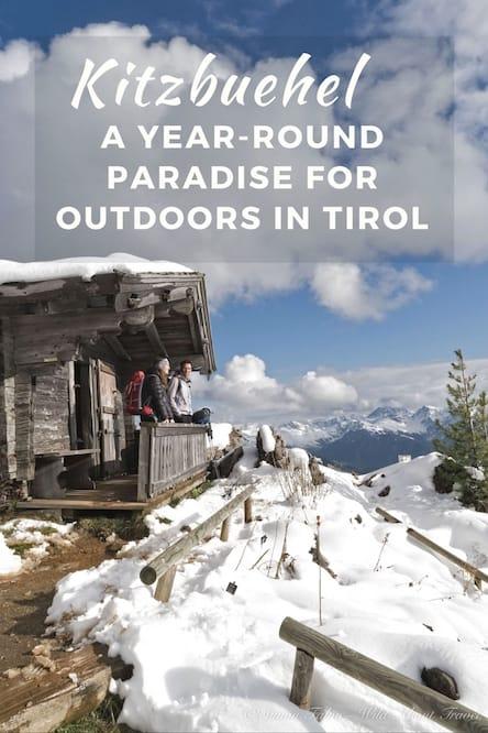 Kitzbuehel Year-Round Paradise for Outdoors in Tirol 4
