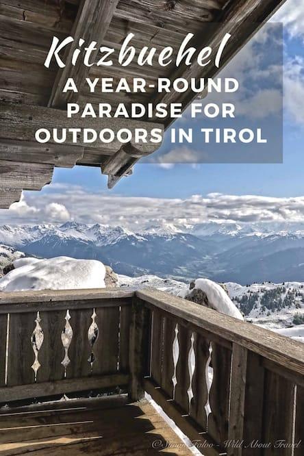 Kitzbuehel Year-Round Paradise for Outdoors in Tirol 1