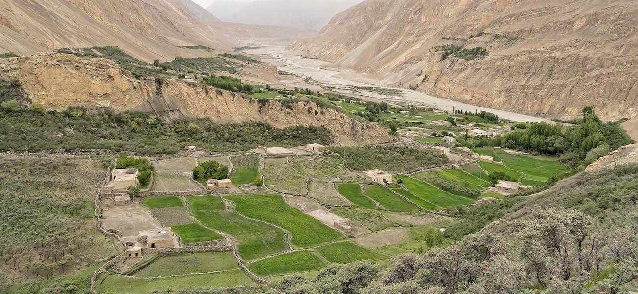Pakistan, Shimshal Village-2 copy