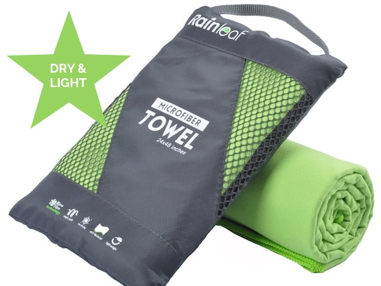 Microfiber towel