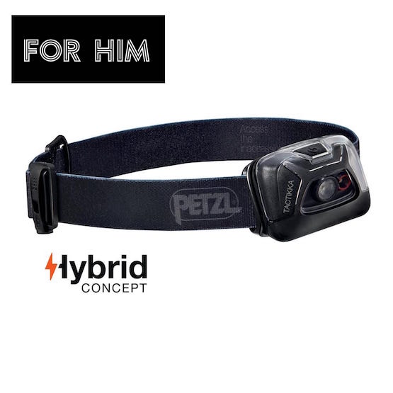 Petzl Headlamp Black
