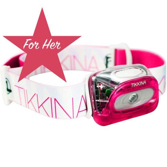 Petzl Headlamp Pink